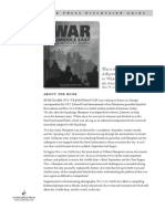 War in the Middle East Discussion Guide