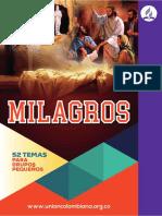 2020 Temas para Grupos Pequeños sobre Milagros en la Biblia