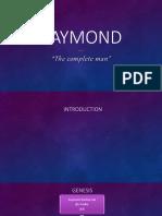 Raymond Presentation.pptx