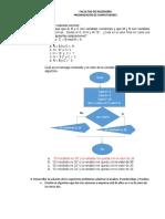 Taller Estructura Condicional