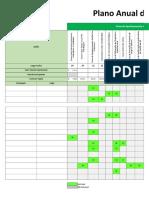 Modelo de Plano Anual de T&D