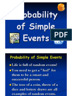 01_1Probability of Simple Events.ppt
