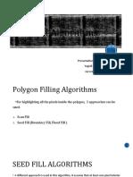 Seed Fill Algorithms
