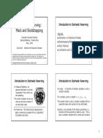 Stochastic Reserving - Stochastic Reserving - Mack and Bootstrapping Mack and Bootstrapping (slides)_Dave Clark