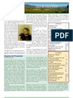 San Vito Bird Club Newsletter Vol 4-No 1 (Aug 2009)