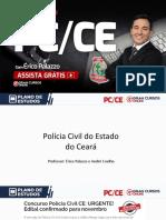 PCCE - Evento - Plano de Estudos