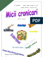 MICII CRONICARI