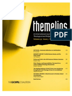 Themelios, Volume 35 Issue 3