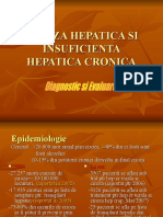 Ciroza Hepatica - Diagnostic