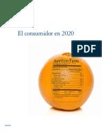 EL CONSUMIDOR EN 2020