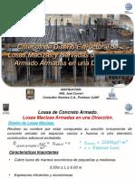 T4_P2_Criterios de Diseno Estructural de Losas Armadas en una Direccion