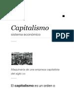 Capitalismo - Wikipedia, la enciclopedia libre.pdf