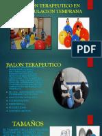 balon terapeutico