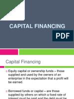 ESENECO [5] Capital Financing