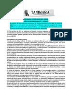 ELECCIONES EN COLOMBIA, 2019
