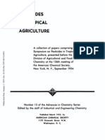 013. Pesticides in Tropical Agriculture (1955)
