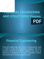 Financial Engineering and Structured Finance