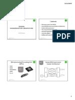 02 General Architecture Microprocessor