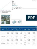 Fluid Ized Gravity Conveying Systems