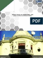 Diagnostico y propuesta de intervencion al Antiguo Palacio de Comunicaciones de León, Nicaragua.