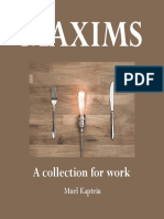 Maxims-A-collection-for-work