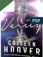 Colleen Hoover - Verity