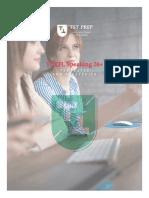 TOEFL Speaking 26+ - Templates and Strategies