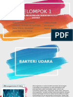 FAKTOR LINGKUNGAN MIKROBIOLOGI UDARA (kelompok 1) (2DIVA).pptx