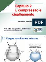 PUC - REMA I - 02 - Tensões