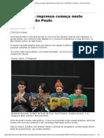 Feira de arte impressa começa neste sábado em São Paulo - 27_07_2013 - Ilustrada - Folha de S.Paulo
