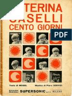 Caterina Caselli Cento Giorni