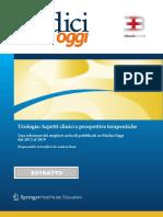 Estratto Medici Oggi Urologia 2020