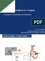 -Eficiencia Energética en Uruguay