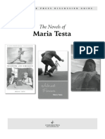 Maria Testa Disccussion Guide
