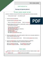 PORTUGUES APOSTILA
