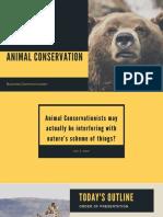 Animal COnservation_Team 10