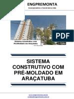 Sistema Construtivo Com Pré-Moldado Em Araçatuba