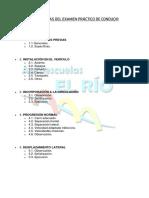 CODIGO DE FALTAS DE CIRCULACIÓN