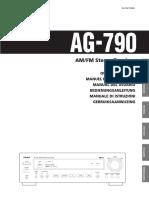 TEAC AG 790