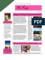 The Pulp December