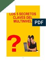 Los 5 secretos clave del multinivel
