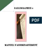Livret-calligraphie