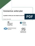 Coronavirus Action Plan