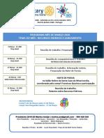 Programa Rotary t Vedras Março 2020