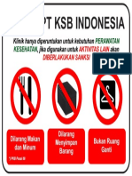 Prohibition Sign at Clinic R00