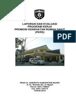 Laporan Kegiatan PKRS 2018