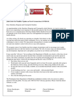 2020-03-02 Joint Letter to Families
