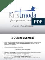Presentación Kristmoda- Chaquetas Prom