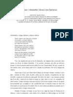 Leccion Magistral Jacinto Torres (Madrid, 26 de noviembre de 2010)