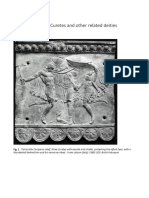 Greek mythology - Curetes and related deities